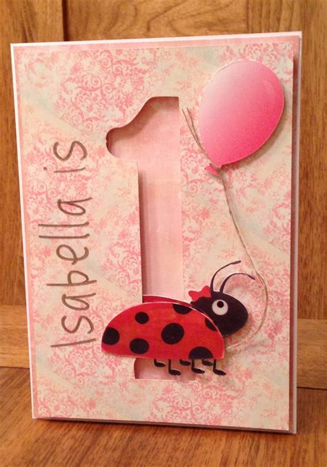 Handmade 1st Birthday Gifts - birthday card ideas for www imgkid