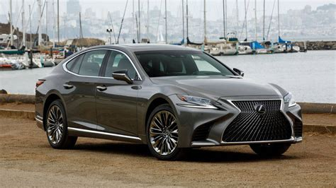 lexus ls colors everything you need to about the 2018 lexus ls 500