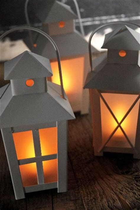 12 battery operated 6 quot lanterns white battery operated