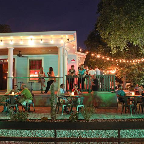 top austin bars austin s best outdoor bars travel leisure