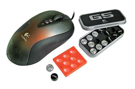 Mouse Logitech G5 svet kompjutera test drive logitech g5 laser mouse i