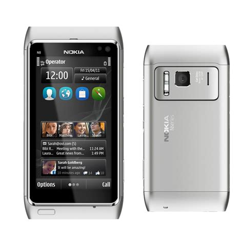 nokia n8 mobile phone nokia n8 sim free unlocked mobile phone sliver only 163 0
