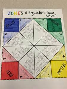 Parent Letter For Zones Of Regulation 1000 Images About Emotional Support Classroom On Social Skills Fillers And
