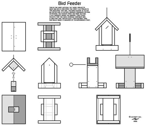 free plans for bird feeders and houses woodwork free plans for bird feeders and houses pdf plans
