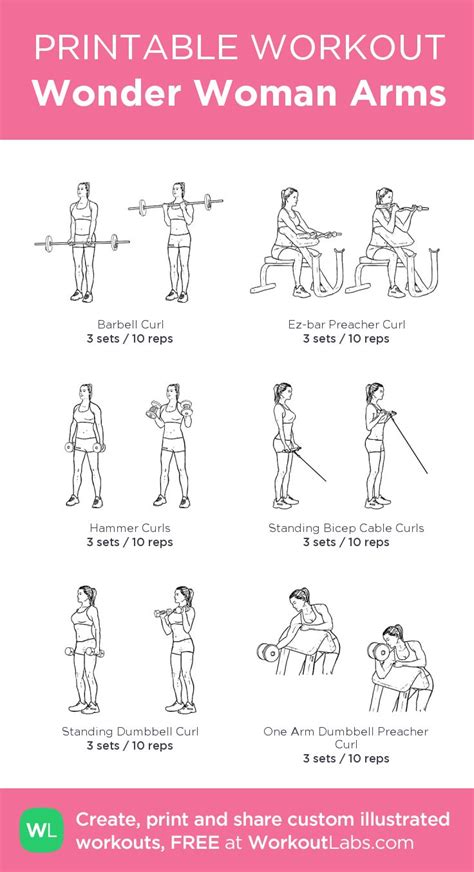 printable workout images pin by tanya gutierrez on fitness pinterest