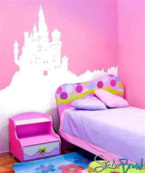 royal wall decals castle wall decal
