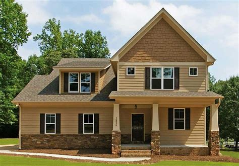 customize a house simple craftsman house plans designs with photos