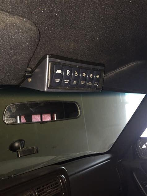 led light bar switch panel light bar switch panel jeep forum