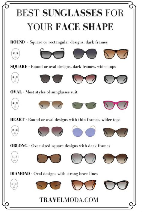 frame design for round face sunglasses face shapes and ray bans on pinterest