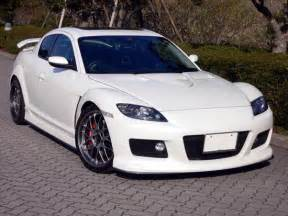 1001 car wallpapers mazda rx 8 white picture