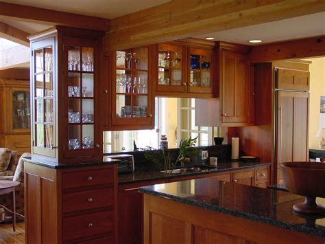 Post Kitchen by Handmade Post Beam Kitchen By Cook And Cook Cabinetry