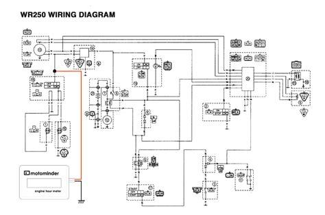 engine yamaha wiring wiring diagram manual