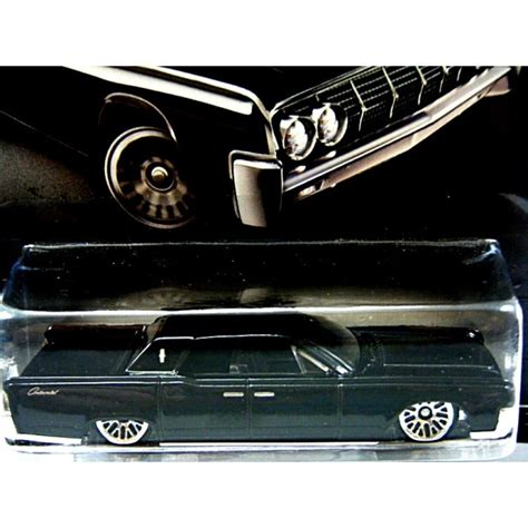 Hotwheels Lincolin Cotinental wheels bond 007 1964 lincoln continental