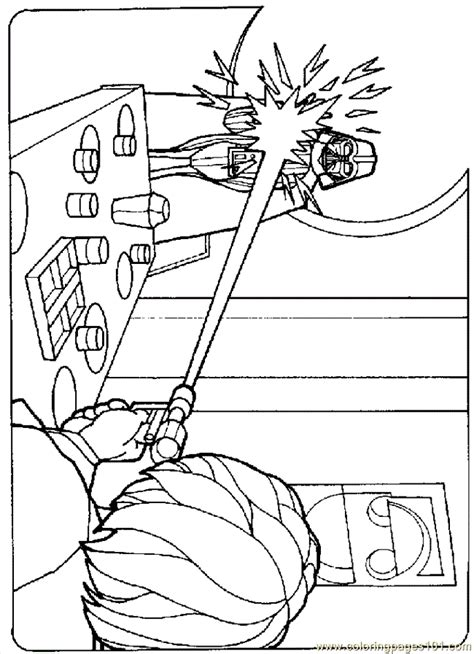 Coloring Pages Esb7 Cartoons Gt Star Wars Free Wars 7 Coloring Pages