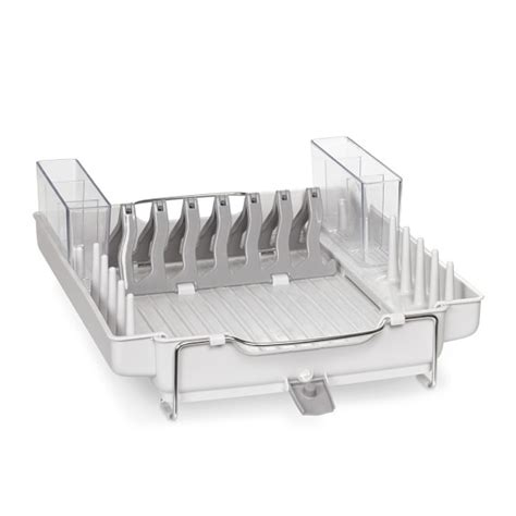 oxo foldaway dish rack williams sonoma