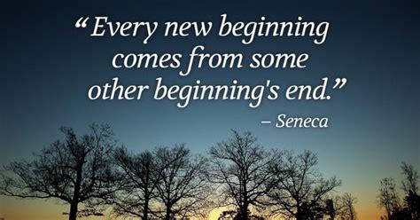 beginning     beginnings  seneca quote  starting