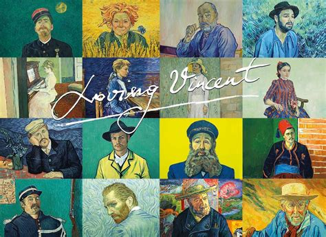 loving vincent loving vincent the animated painting feature