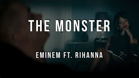 rihanna monster under my bed eminem the monster ft rihanna lyrics youtube