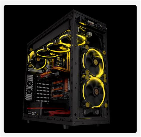 Premium Model 3 By Jenara Id thermaltake japan riing 14 led yellow cl f038 pl14yl a