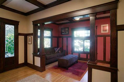 craftsman bungalow interior craftsman design and renovation bringing out the best in