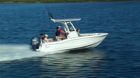 scout boats ratings scout boats 210 xsf youtube
