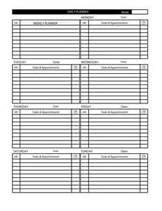 daily task planner template doc 428552 daily task planner template ms excel daily