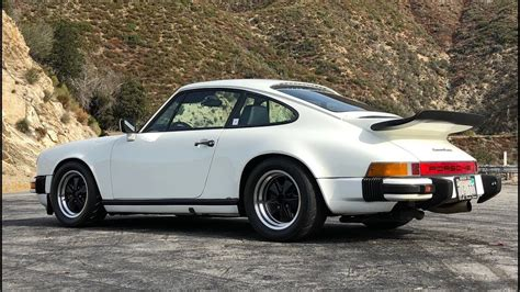 Porsche 911 Turbo 1975 by 1975 Porsche 911 Quot Carrera Turbo Quot By Tlg One Take Youtube