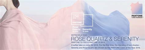 pantone color of the year 2016 pantone 2016 color of the year are quartz and