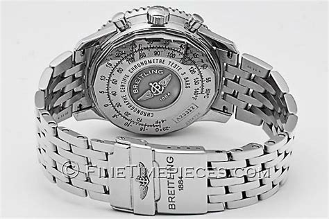 Rolex Stahlband Polieren by Breitling Navitimer Stahl Stahlband Ref A23322