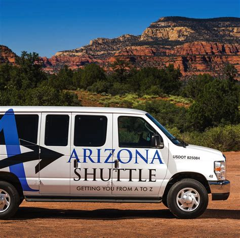 Sedona-Phoenix Shuttle Becomes Arizona Shuttle - Flagstaff ... Newspapers In Flagstaff Arizona