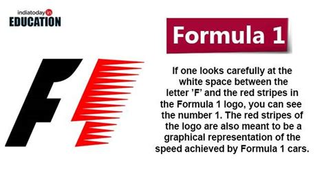 formula 1 logo meaning do you the secret these 19 clever logos