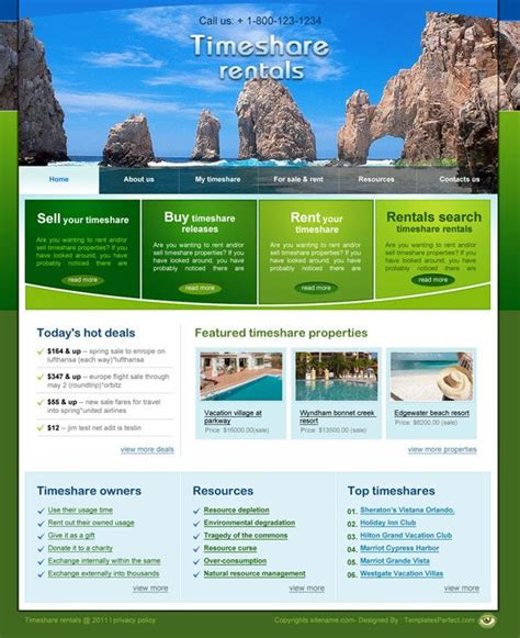 21 Best Accounting Web Site Images On Pinterest Rental Website Template Free