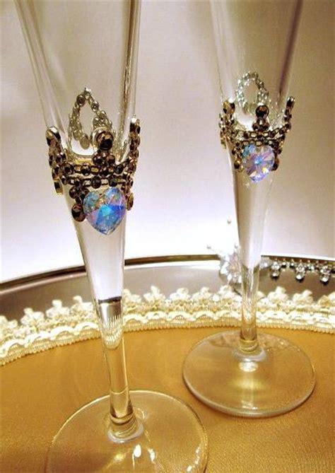 decoracion copas boda como decorar unas copas de boda