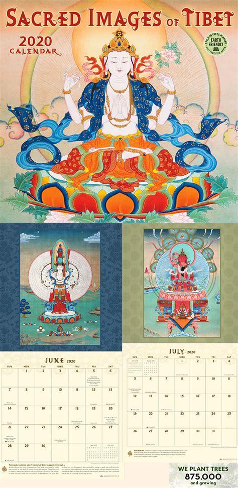 thangka print calendar  traditionalartofnepalcom