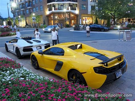 Lamborghini Ga Lamborghini Aventador Spotted In Atlanta On 08 29