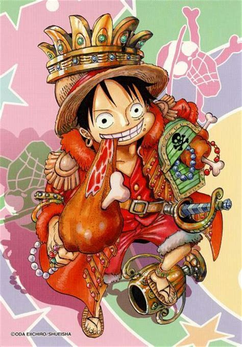 4 Anime One by Luffy Future Pirate King Gy