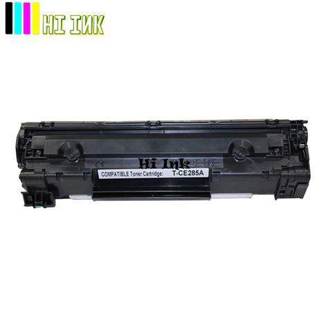 Toner Ce285a 1pk new ce285a 85a black toner cartridge for hp laserjet p1102w m1217nfw mfp ebay