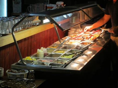 buffet area picture of nick s family restaurant sarnia