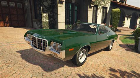 1972 ford gran torino 1972 ford gran torino sport gta5 mods