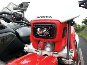 Aftermarket headlight xr250 400 thumpertalk