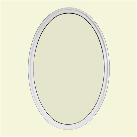 interior paint colors clad jambs available in these frontline 36 in x 60 in oval white 6 9 16 in jamb 3 1 2