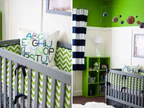 Navy And Green Nursery Decor Room Decorating Before And After Makeovers