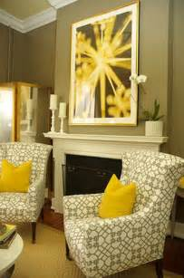 Bathroom Paint hot color combo yellow amp gray