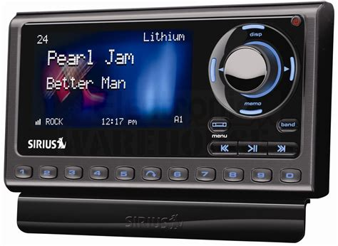 sirius house music station sirius sportster 5 dock play radio with complete vehicle