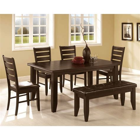 cappuccino dining room furniture collection page dining room set cappuccino coaster furniture