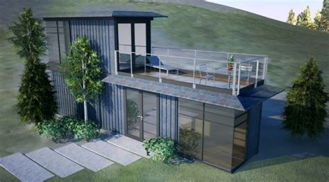 2 story floor plans for container house container home designs mods international