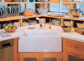 Kitchen Sink Corner Cabinet The Advantages Of Corner Kitchen Sinks All What You Need Is Here