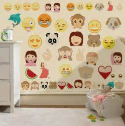 Farm Wall Stickers children s emoji design bedding bedroom collection