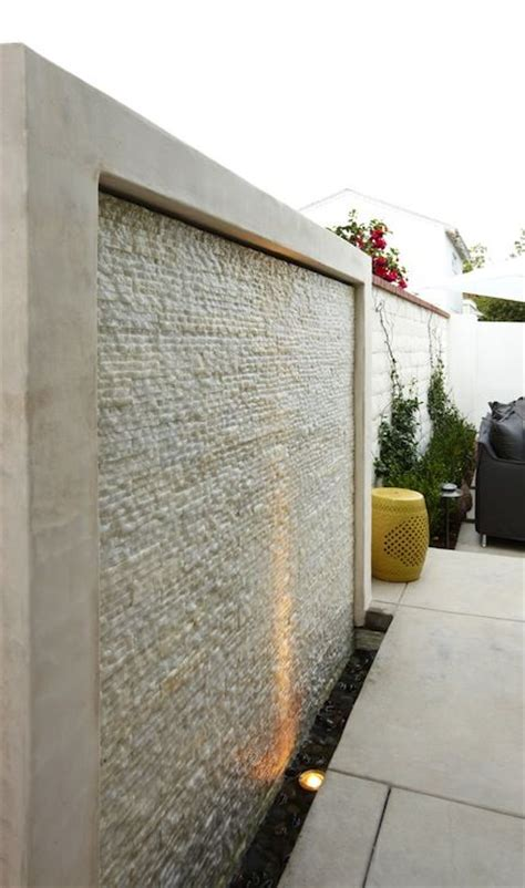 wall fountains stones and backyard water fountains on pinterest