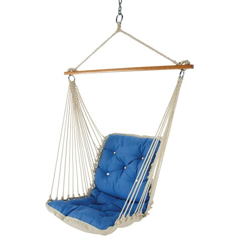 canvas swings tufted single swing canvas capri tssmn2 hatteras